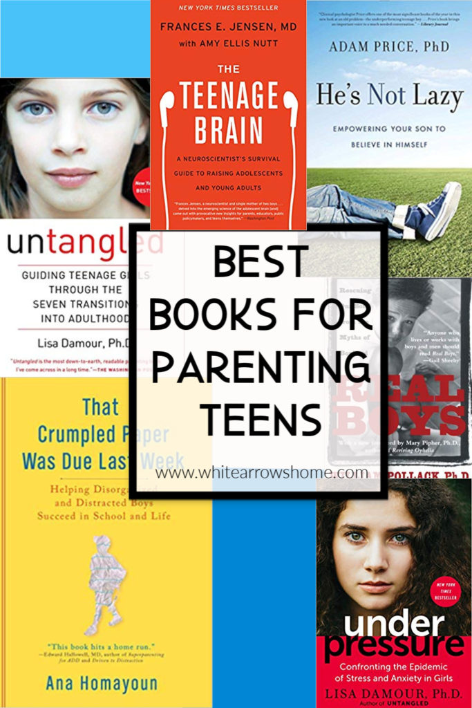 Best Books for Parenting Teens-
