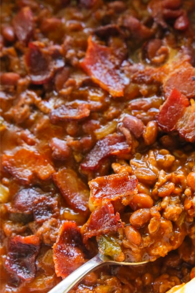 Ground Beef Beans