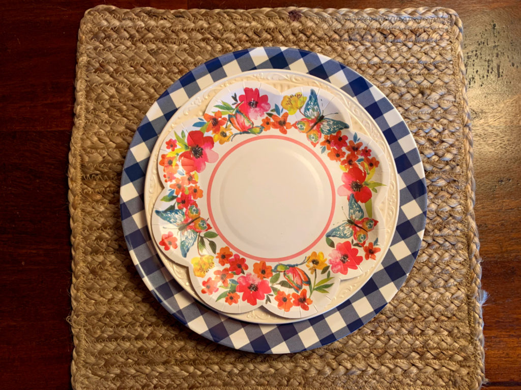 Easter Paperplates