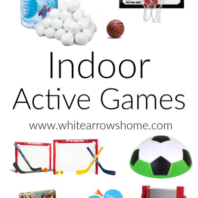 Favorite Indoor Games