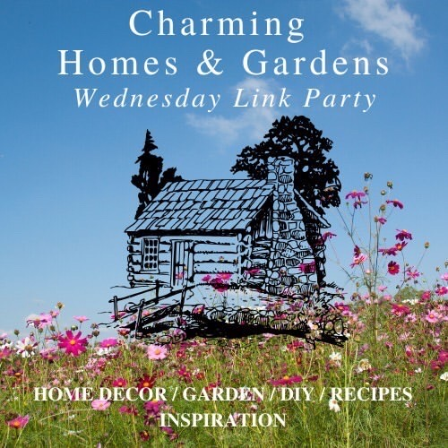 Charming Homes and Gardens Link Party