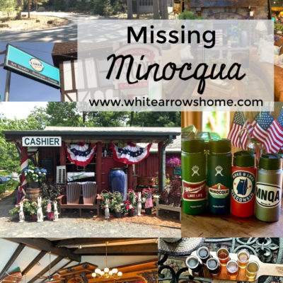 Missing Minocqua- Favorite Spots