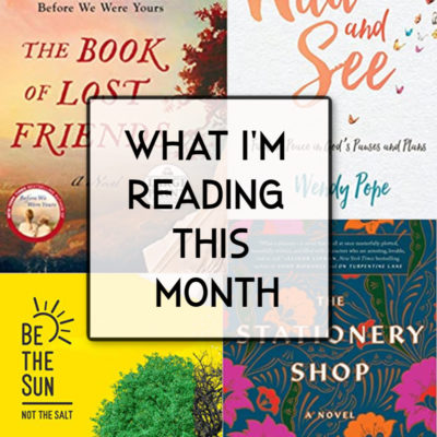 Books to Read this Month