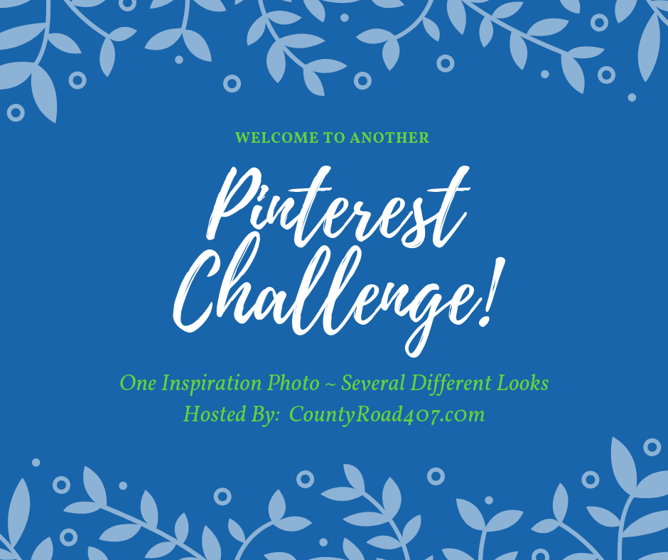 Pinterest Challenge Tour