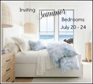 Summer Bedroom Tour