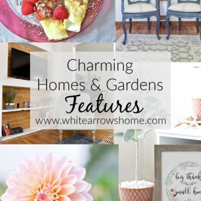 Charming Homes & Gardens Week 47