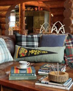 Spring Cabin Decor Minocqua