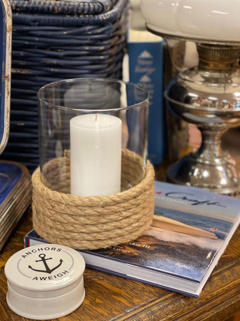 Nautical Candleholder