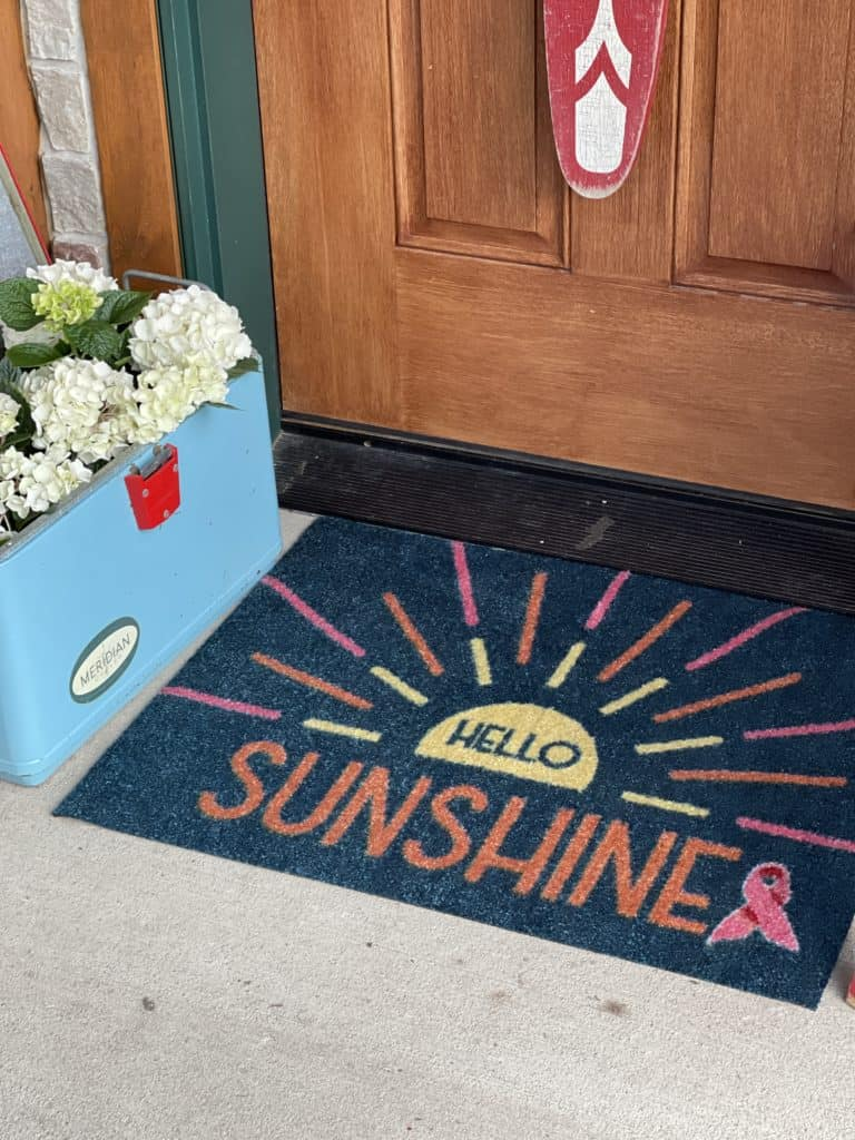Sping Door Mats From Carpet One