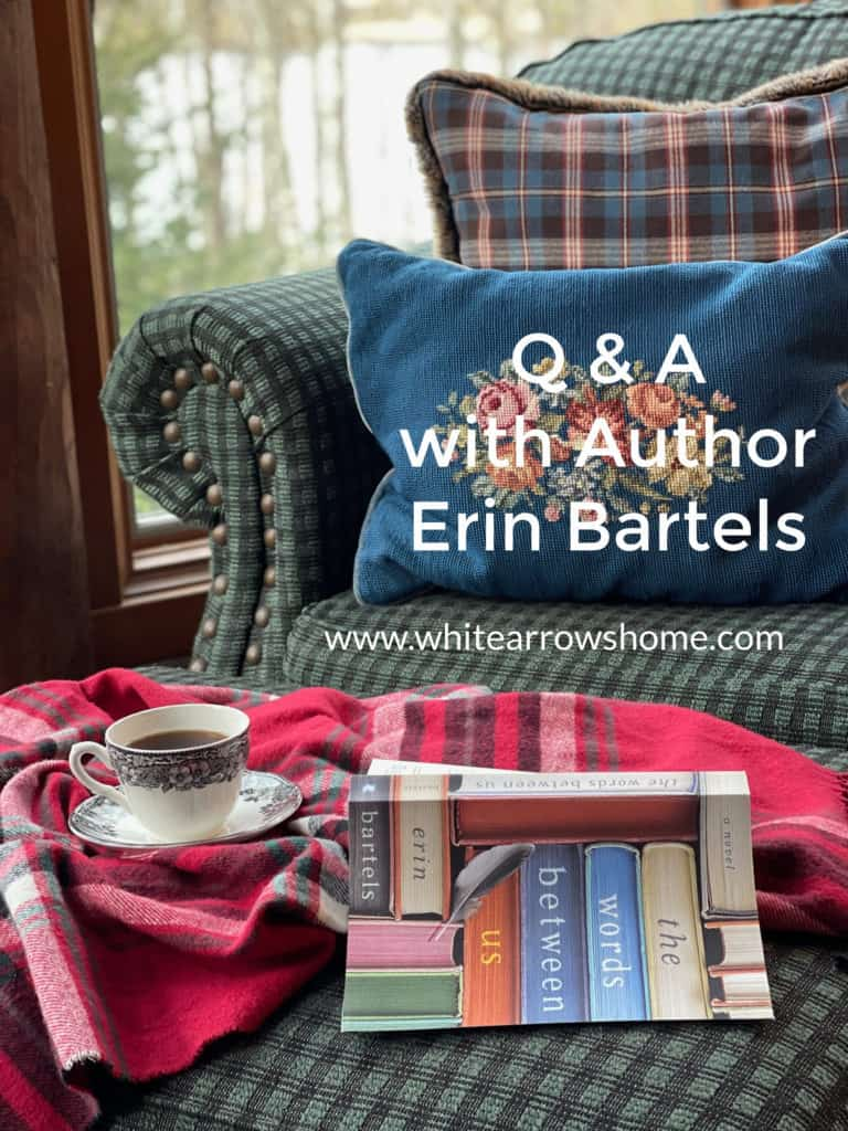 Q & A with Author Erin Bartels