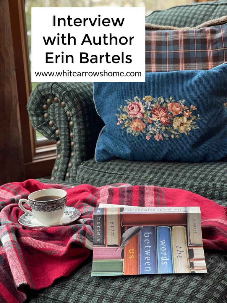 Interview with Author Erin Bartels