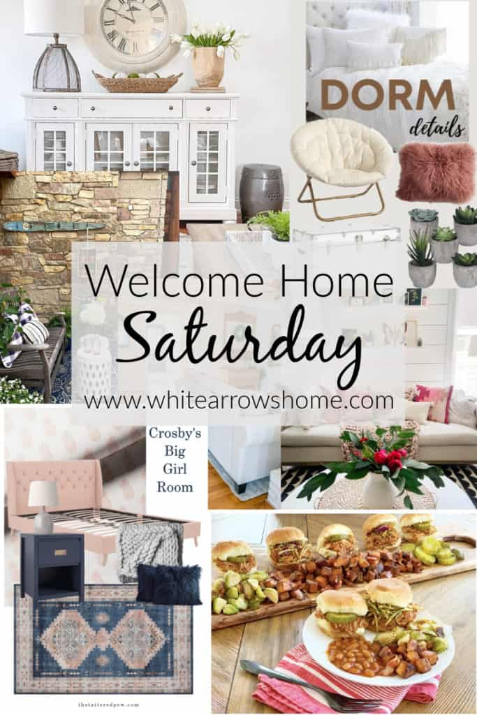 Welcome Home Saturday with Stone Gable