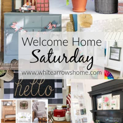 Welcome Home Saturday with Worthing Court