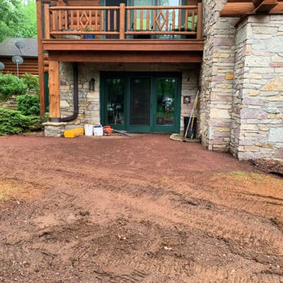 Back Patio Remodeling Project Part One