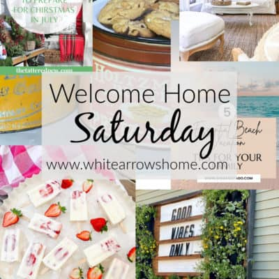 Welcome Home Saturday with A Life Unfolding