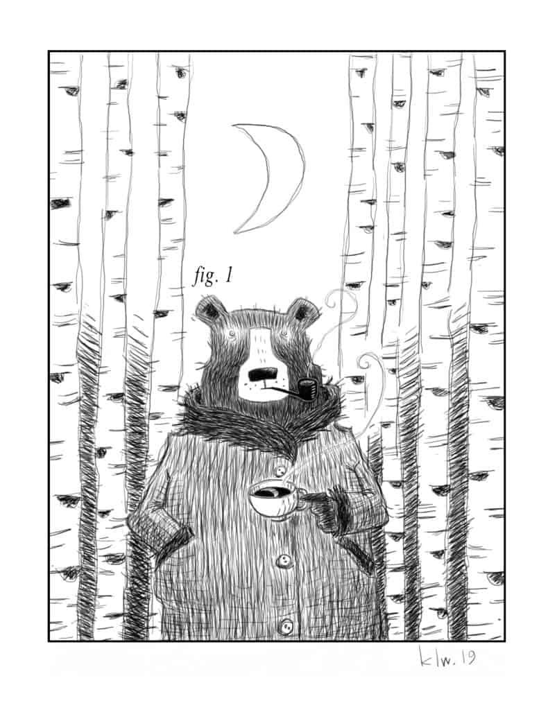 Artwork by Kyle L. White