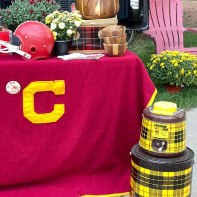 Styling a Festive Tailgate Party