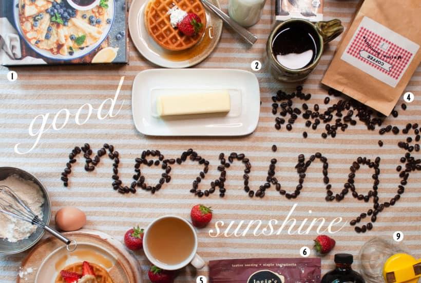 Breakfast Gift Ideas White Arrows Home